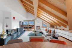 Le Montagnier Living Area 2