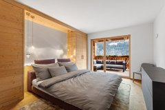 Le Montagnier Bedroom