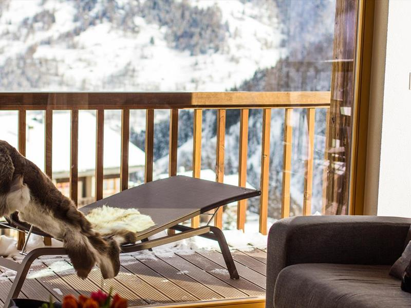 Apartment Grimentz- 3 bedroom – Les Rahas