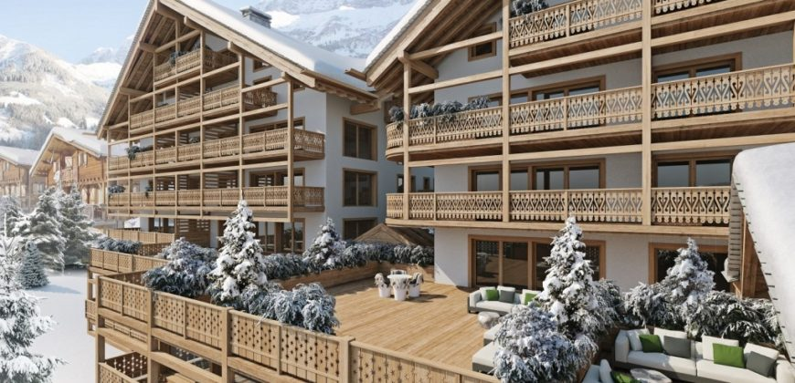 Apartment Champery 3 bedroom 157m2
