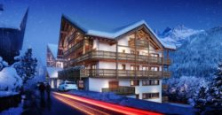 Apartment in Champery – 2 bedroom – 129m2