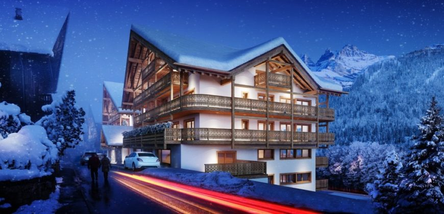 Apartment in Champery – 2 bedroom – 110m2