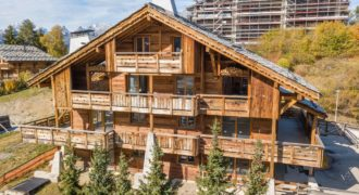 Apartment Nendaz – 4 bedroom – 249m²