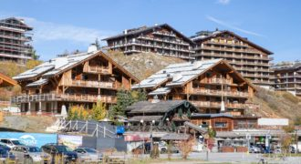 Apartment Nendaz – 2 bedroom – 119m²
