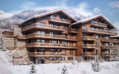 Les Rahâs Phase 2 – A Swiss Mountain Development for Vacation Living