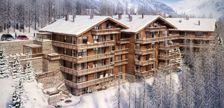 Apartment Grimentz– 4 bedroom – Les Rahâs