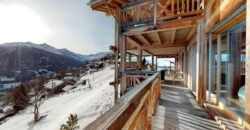 Chalet Heremence 5 bedroom