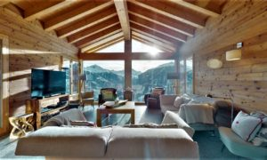 Heremence 5 Bed Chalet