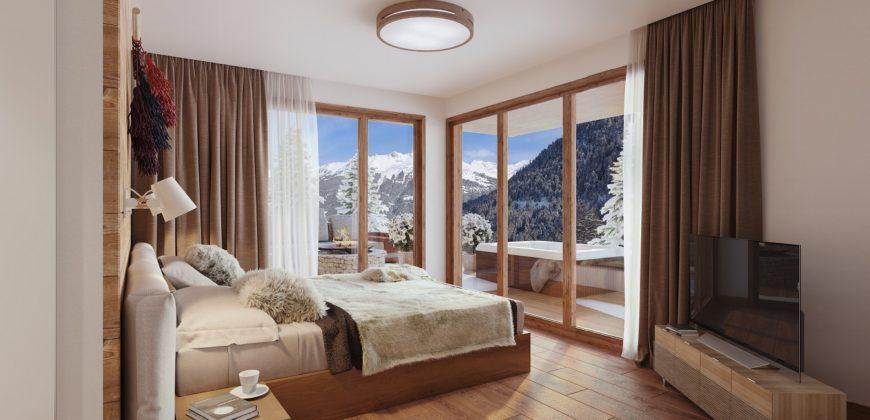Apartment Grimentz– 4 bedroom – Les Rahâs