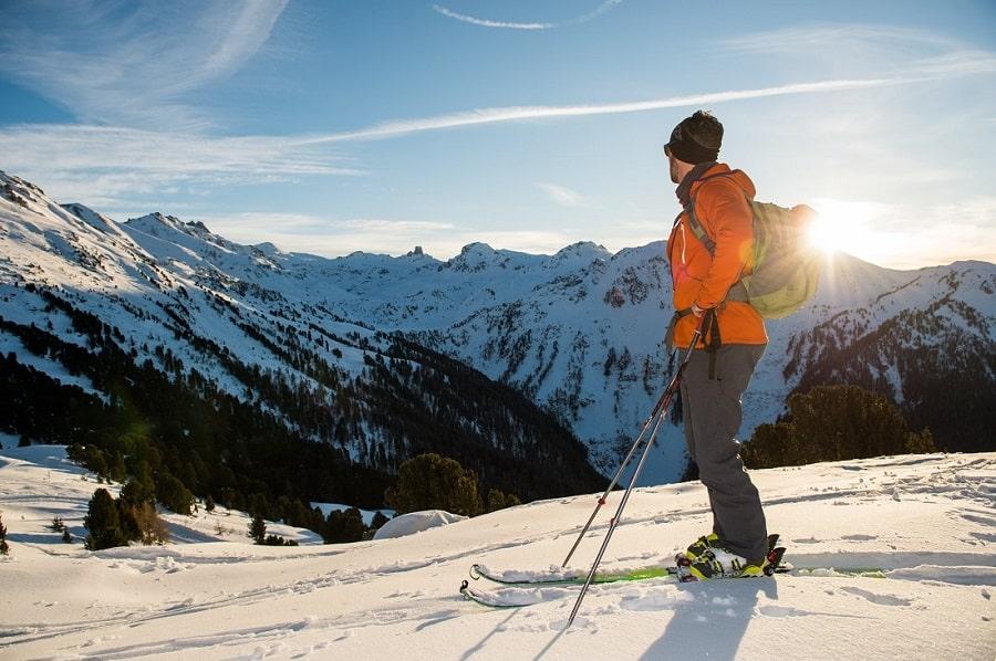 Champéry Skier