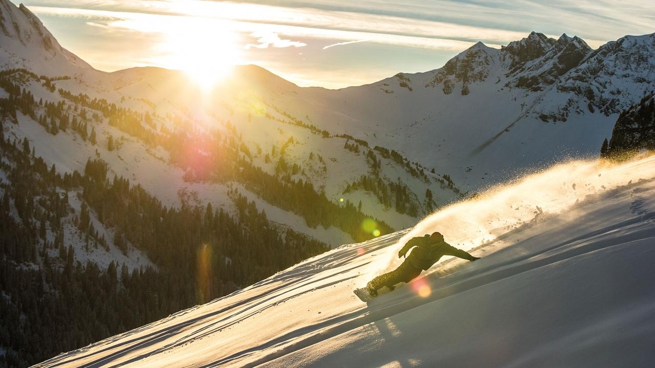 Champéry Skiing