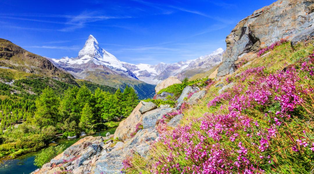 Summer in Valais