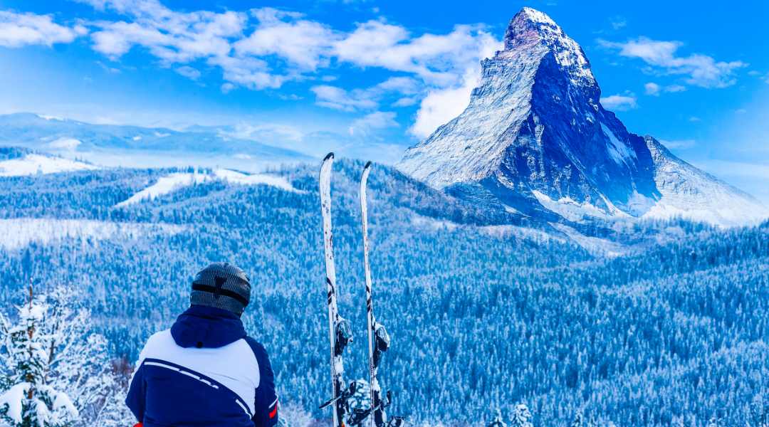 Winter in Valais